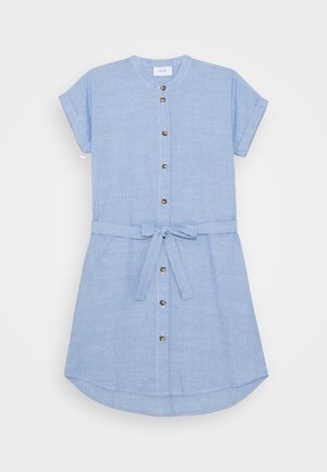 CAMILLE DRESS - Shirt dress - light blue
