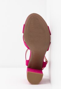 Dorothy Perkins - SERENA UPDATE - High heeled sandals - bright pink - 6