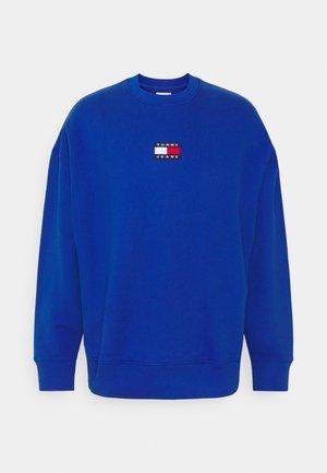BADGE CREW UNISEX - Sweatshirt - providence blue