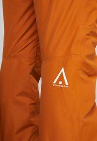 Wearcolour - FINE PANT - Skibukser - adobe - 3