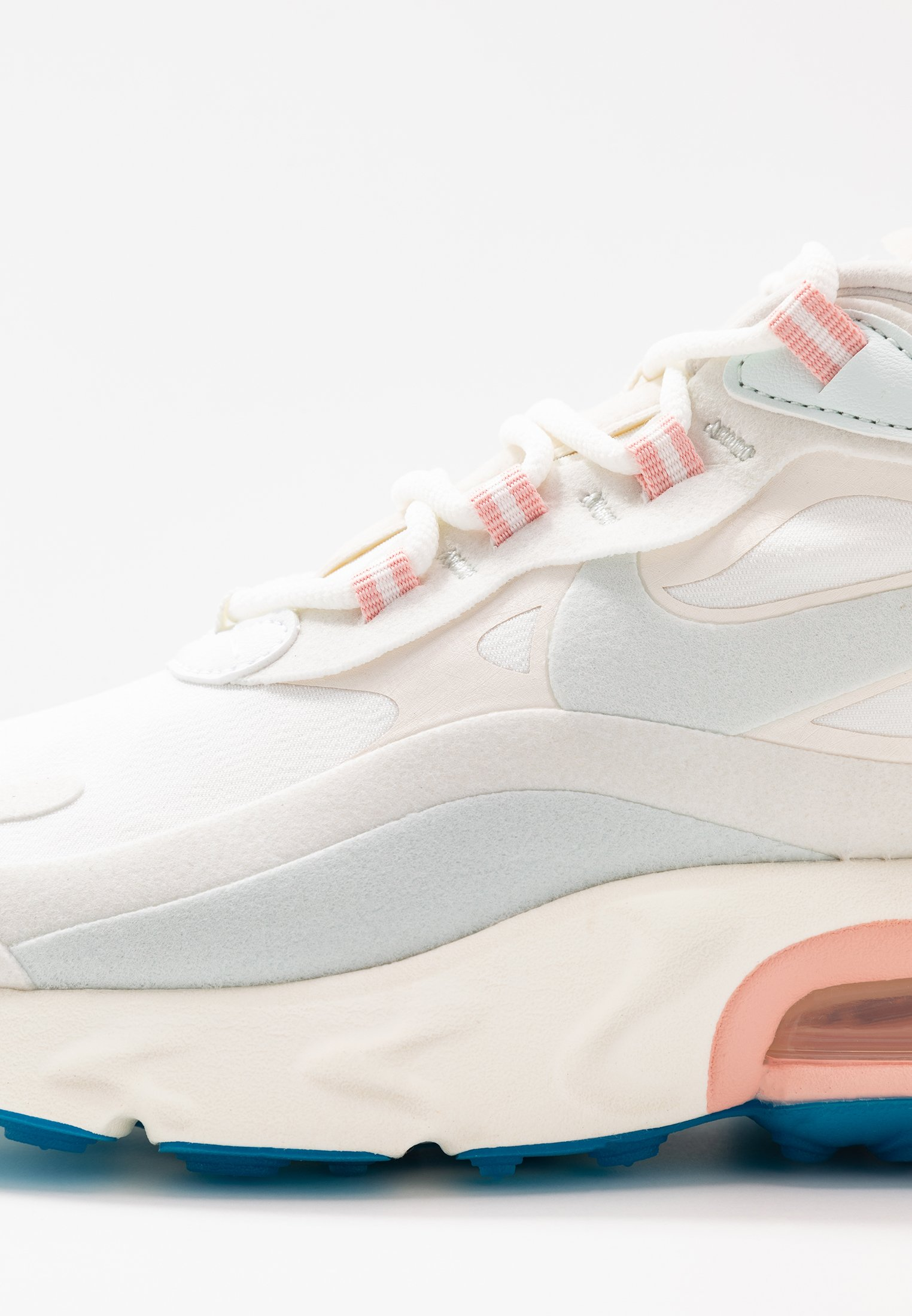Nike Sportswear AIR MAX REACT Joggesko summit white