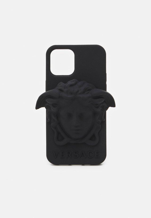 MEDUSA IPHONE XS MAX CASE UNISEX - Handytasche - black