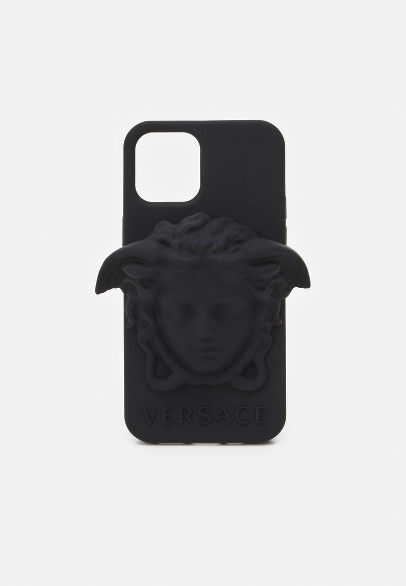 Versace - MEDUSA IPHONE XS MAX CASE UNISEX - Obal na telefon - black