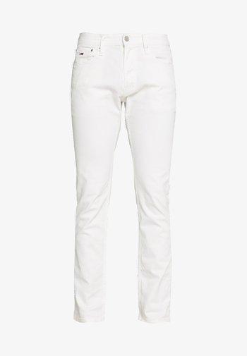 SCANTON HERITAGE - Slim fit jeans - mars white com