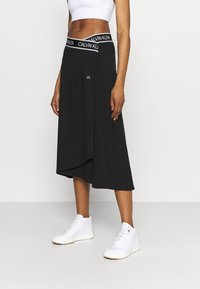 Calvin Klein Performance - SKIRT - Sports skirt - black - 0
