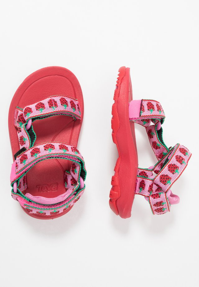 Outdoorsandalen - pink
