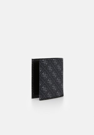 VEZZOLA SMALL BILLFOLD - Peněženka - black