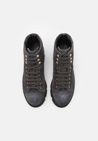 Copenhagen - Lace-up ankle boots - graphit - 3