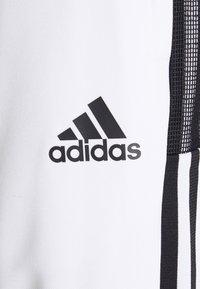 adidas Performance - TIRO  - Træningsbukser - white/black - 2