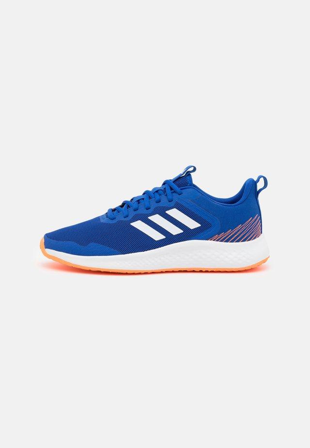 FLUIDSTREET - Sports shoes - team royal blue/footwear white/screaming orange