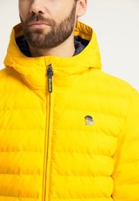 Schmuddelwedda - Winter jacket - senf - 3