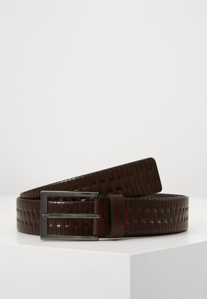 GERRIES - Belt - dark brown