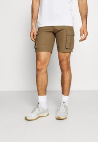The North Face - ANTICLINE CARGO SHORT - Sports shorts - utility brown - 0