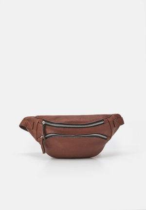 DUST BUMBAG - Bum bag - brown