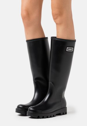 RAIN BOOT  - Wellies - nero