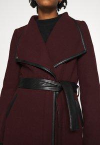 Vero Moda - VMWATERFALL CLASS - Classic coat - port royale/black - 3