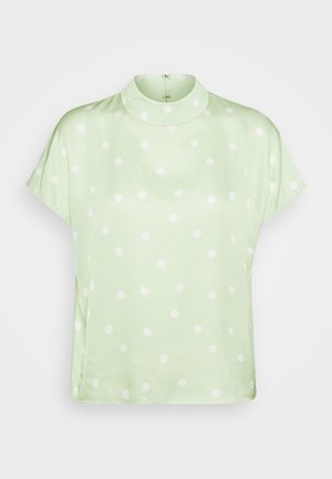 LENYA BLOUSE - Bluser - foam green