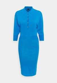 Pinko - NUOTO ABITO MISTO - Shift dress - blue - 0