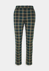 King Louie - ANN PANTS  - Trousers - dragonfly green - 0
