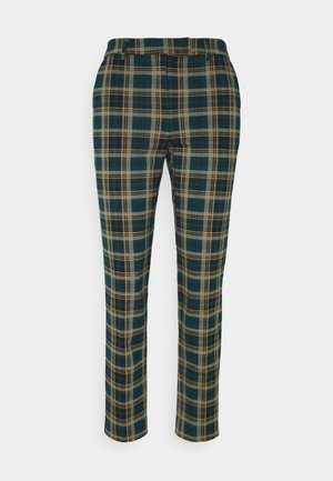 ANN PANTS  - Trousers - dragonfly green