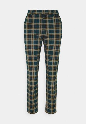 ANN PANTS  - Trousers - dragonfly green