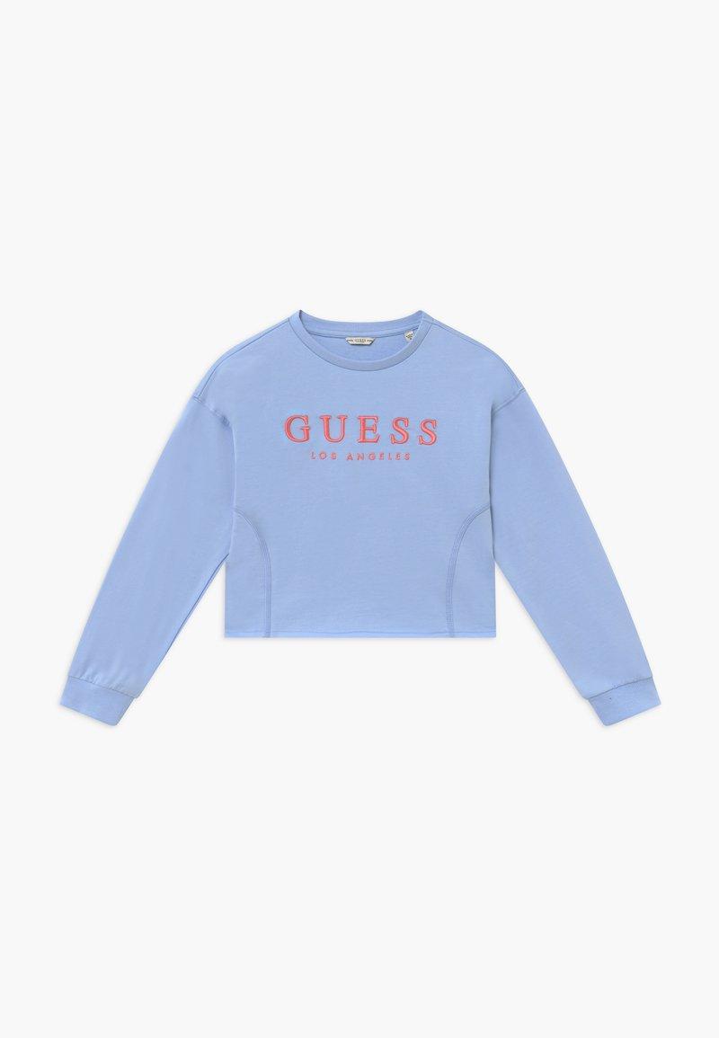 Guess - JUNIOR ACTIVE - Sweater - starlight blue
