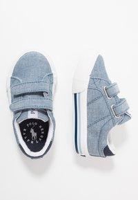 Polo Ralph Lauren - EVANSTON - Sneakers laag - blue/navy - 0