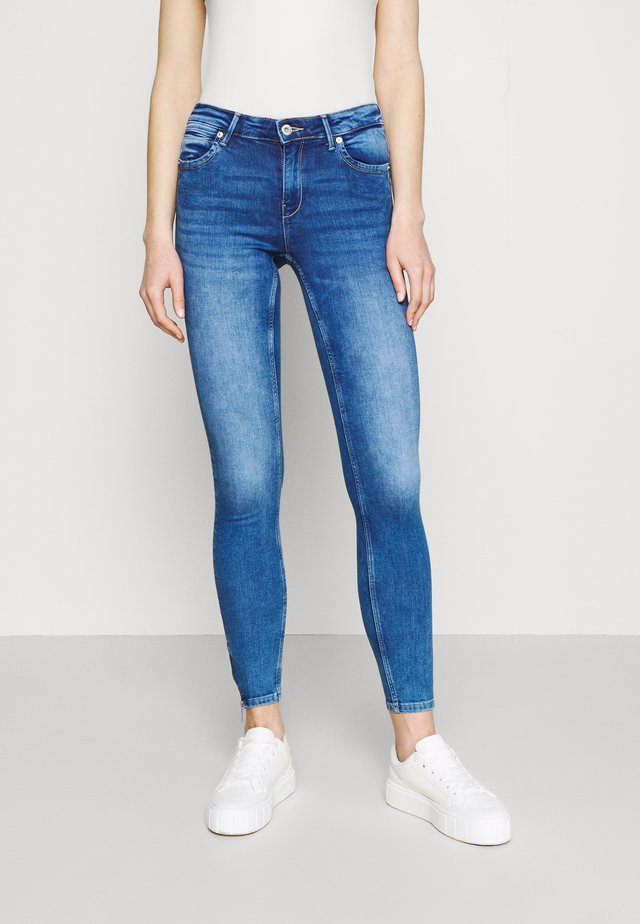 ONLKENDELL LIFE - Skinny džíny - medium blue denim