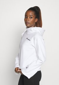 Champion - HOODED ROCHESTER - Kapuzenpullover - white - 0