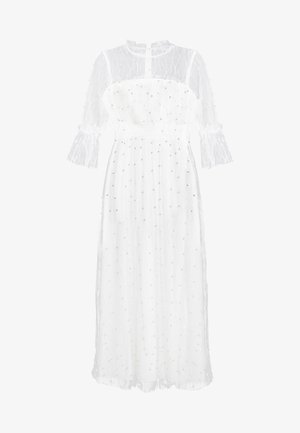 Společenské šaty - ivory
