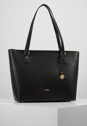 DELILA - Shopping bag - schwarz