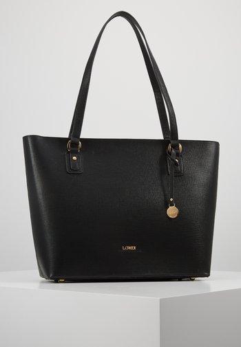 DELILA - Tote bag - schwarz