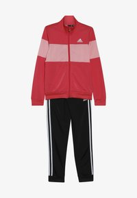 adidas Performance - ESSENTIALS SPORT INSPIRED TRACKSUIT BABY SET - Tracksuit - pink - 5