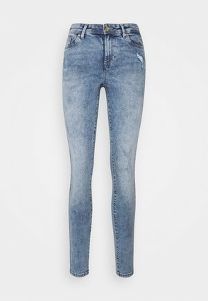 ONLWAUW LIFE - Jeans Skinny Fit - light blue denim