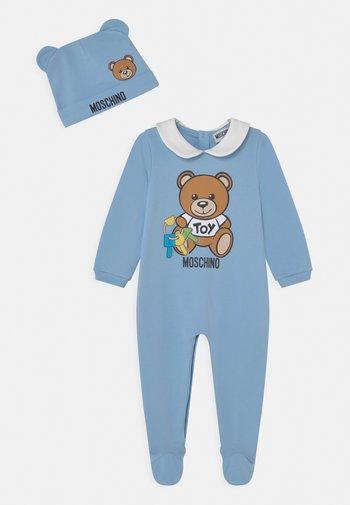 BABYGROW HAT GIFTSET UNISEX - Sleep suit - blue