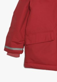 Didriksons - OSTRONET KIDS JACKET - Waterproof jacket - rasberry red - 3