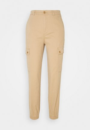 FREIGHT - Trousers - braun