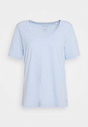 SHORT SLEEVE - Basic T-shirt - light blue