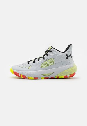HOVR HAVOC 3 - Basketball shoes - halo gray
