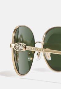 Coach - Sunglasses - light gold-coloured - 3