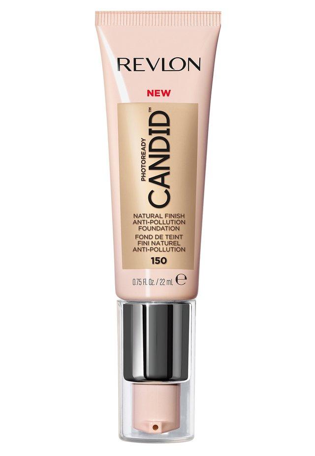 PHOTOREADY CANDID - Foundation - N°150 crème brûlée