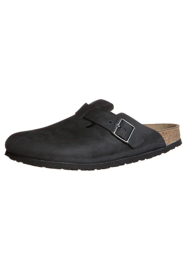 BOSTON - Pantoffels - schwarz