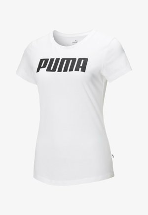 ESSENTIALS  - Print T-shirt - white