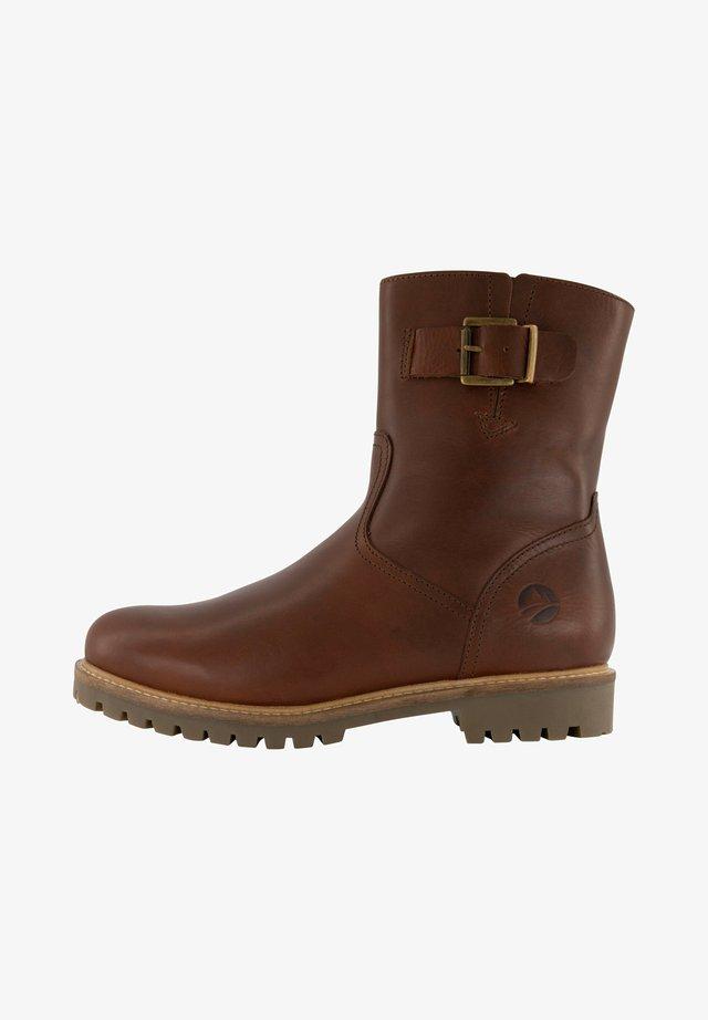 VANSBRO - Snowboots  - brown