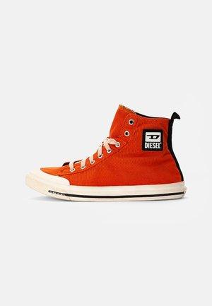 ASTICO MID CUT - Höga sneakers - orange