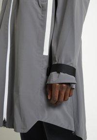 adidas Performance - MYSHELTER RAIN.RDY - Hardshelljacka - grey - 4