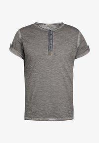 Key Largo - ARENA - Print T-shirt - silber - 6