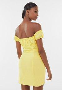 Bershka - Day dress - yellow - 2