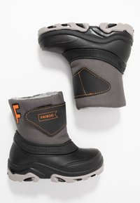 Friboo - Winter boots - anthracite - 0