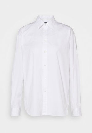 ELLEN LONG SLEEVE - Blouse - white